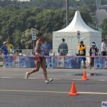 На соревнованиях по спортивной ходьбе (50 км, мужчины)