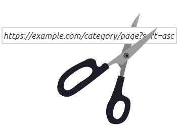 Отрезаем параметры URL с помощью PHP