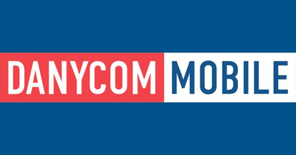 Логотип Danycom