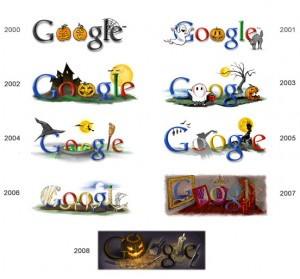 Halloween Day Doodle