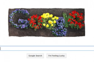 Google Doodle - Earth Day 2012