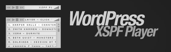 The WordPress XSPF Player Plugin
