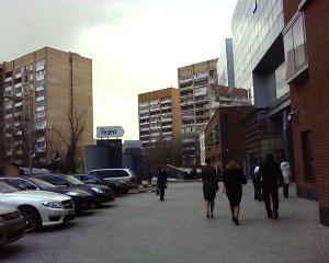 Где находится офис Яндекса
