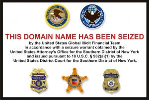 Вывеска на главной странице libertyreserve.com