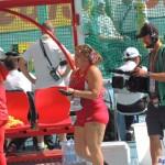 Аманда Бингсон из США (AMANDA BINGSON, USA) квалификацию не прошла