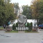 Памятник «Погибшим на стадионах мира» в Лужниках