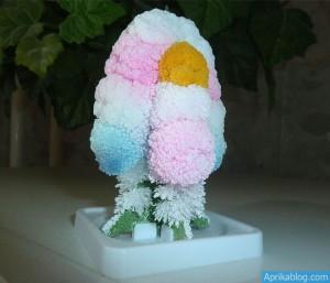Волшебное дерево из кристаллов