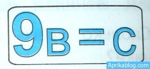 Математический ребус из рабочей тетрали по математике для 1 класса