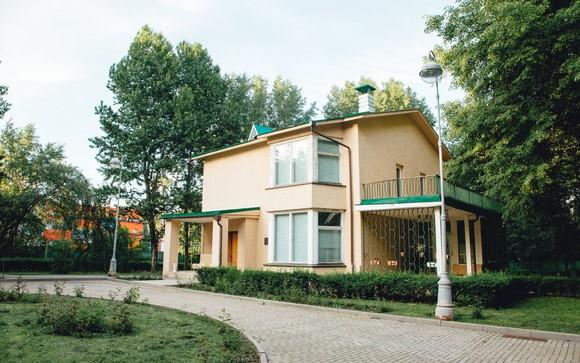 Мемориальный дом-музей академика С. П. Королева