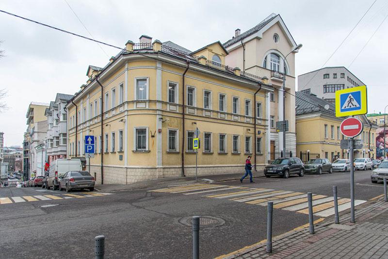 Улица Рождественка до реконструкции