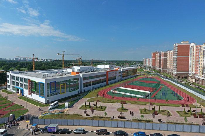 Школа № 2070 в Коммунарке